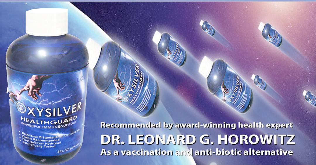 Distribute OxySilver Vaccine Replacement